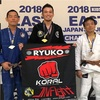 東日本選手権1日目結果。