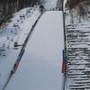 大倉山ジャンプ競技場から大きく羽ばたく