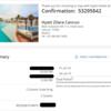ハイアットポイント5万ポイント使いをハイアット ジラーラ カンクン(Hyatt Zilara Cancun)の無料宿泊特典を2泊分予約