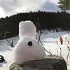 雪・雪・雪 そりすべりに行きました