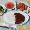 美味しいご飯で安心しよう(^^)/