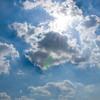 木曜日:ああ、青空が見えた