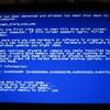 パソコンのブルースクリーンはメモリを疑おう