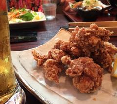 ★鶏の唐揚げ
