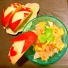 すりおろし林檎と白菜のフルーティコールスロー