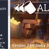 【独自セール】話題の無料アセット「Alloy Physical Shader Framework」セットアップ方法&デモを紹介 / デバッグコンソールが無料化 / 野球のバット3Dモデル