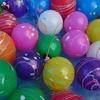 水風船とスーパーボールと【自宅夏祭り】