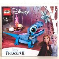 【LEGOレビュー】43186 レゴディズニープリンセス 火の精霊・サラマンダー