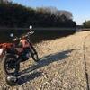 「サバイバルバイク化」と称してつや消し黒に塗ったバイク「DF200」は生き残っているのか?!