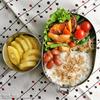 #572 鶏ムネ肉のカラフル野菜炒め弁当