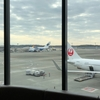 【JAL】弾丸釜山(1)〜久々の成田からJL957で釜山へ