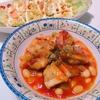 鶏肉のトマト煮込み(っ´ω`c)ぱみん