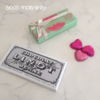 Good morning with chocolates♡ あなたの大切な人のチョコ度数は何%?