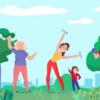子供が運動不足に陥る5つの原因とは