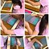 おりーぶ武庫之荘教室 特別支援学校教諭指導の 伝統工芸  さをり織り  http://www.olive-jp.co