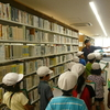 今年も川津小3年生の皆さんが図書館へやってきました!