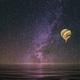 【望遠鏡解説シリーズ#5】光を集める能力の値!集光力とは