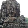 カンボジア・ラオスの旅 [4] / アンコール・トム & タ・プロームを歩く / 瞬間を残す優しさ × 当たり前の音が聞こえる × 圧倒的自然