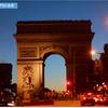 パリ観光モデルコースで楽々名所巡りのおすすめ! 地図付