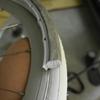 ノーパンクタイヤ(TunnasのNymph)を普通のクリンチャータイヤに交換【後編】