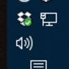 のどかで Toggle 実行時にタスクトレイのアイコンを切り替え