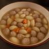 Oksekoedssuppe ビーフ団子スープ