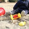 砂遊びっていつから始めさせても良いのか?具体的な目安の紹介!