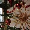 クリスマスの素朴なお飾り