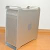 Power Mac G5 Dual 2.7GHz、帰還!