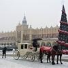 真冬のポーランド-クラクフの旧市街とヴァヴェル城散策を訪れて