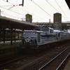 ユーロライナーお披露目展示会 昭和60年の鉄道写真