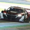 SUPER GT 第4戦ツインリンクもてぎ、中嶋レーシング、厳しい暑さのなか好走するも、残念ながら接触によりリタイア。