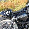 パーツ:Cult Werk「Harley Sportster Rear Fender Cafe Racer」