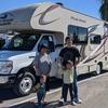 10月、2組めのアメリカ赴任中のファミリーが、ルート66&グランドサークルを満喫するモーターホーム(キャンピングカー)の旅に出発しました!