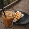 インスタントコーヒーの消費に*アイスコーヒーを作ってみた
