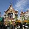 1番 私の願いを叶えてくれた、実はバンコクの隠れパワースポット的なお寺。