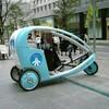 ベロタクシーと人力車