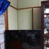 猫がテレビの裏に立てこもって困る! 収納庫を作って防御した!