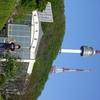 「美しき日々」ロケ地 南山植物公園前(06.05.02)韓国旅行1日目⑥