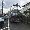 沼津市から車検切れ不動車の外車をレッカー車で廃車の出張引き取りしました。