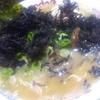博多ラーメン ぞんたく    赤とんこつラーメン   のりバカハーフ  TP煮たまご 半ライス
