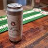 常陸野ブルーイング・ラボで、樽ビールを缶に入れてテイクアウト
