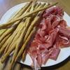 イタリア料理レシピ 粉類ーグリッシーニ
