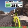 【ロードバイク】Zwiftインターバルトレーニング開始5日目_20200412