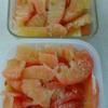 柑橘類いっぱいの生活 文旦