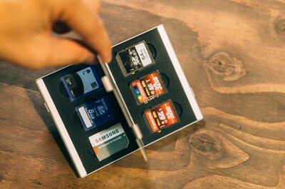 【無くす前に対策を!】大切なデータの入ったSDカードを紛失しかけたので600円で再発防止しました。