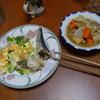 幸運な病のレシピ( 398 )朝:春キャベツ炒め