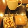スターバックスさんのホワイトチョコレート&チーズブラウニー