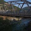 吉野川展望デッキと象の小川