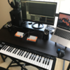 ピアノとMPCを練習する日々